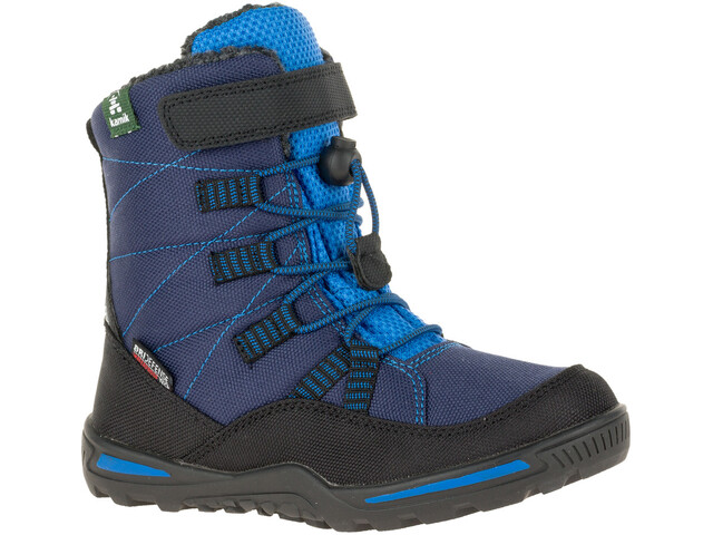 Kamik Jace Shoes Kinder navy/blue-marine/bleu